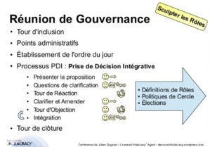 4.58 L'entreprise Evolutive : Introduction à l'Holacracy