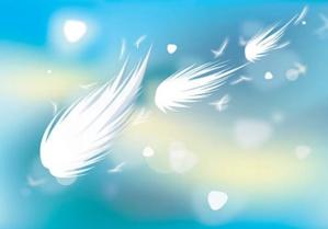 Les plumes dans le vent