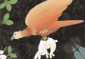 L'Aigle et l'Escarbot