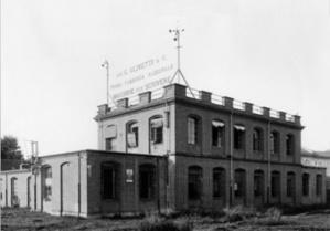 Première entreprise Olivetti