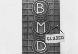 Fin de l'entreprise Boimondau