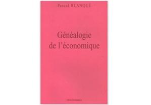 Généalogie de l'économique