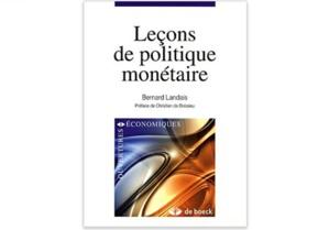 Leçons de politique monétaire