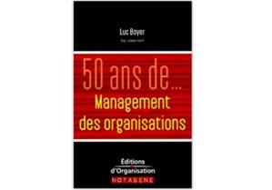 50ans de management des organisations