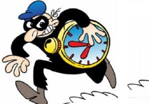1.3 Sachez reconnaître vos voleurs de temps !