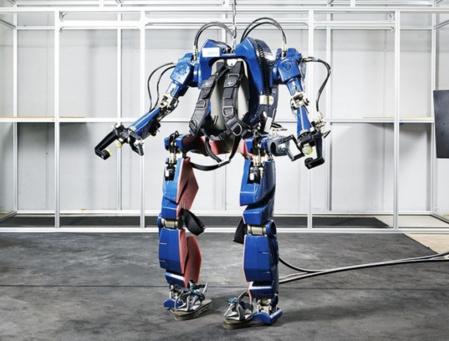Prototype pour utilisation industrielle de Hyundai.