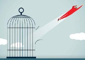 Encadré 1: La cage de fer du capitalisme