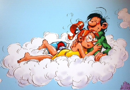 Quand Gaston défend l'utilité de l'inutile !