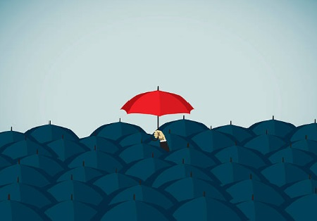 Les parapluies d'Eugenia