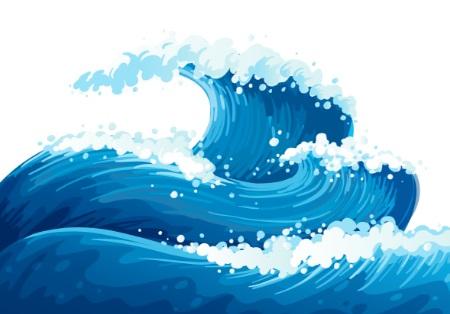 La petite vague