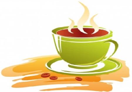 La vie est comme une tasse de café