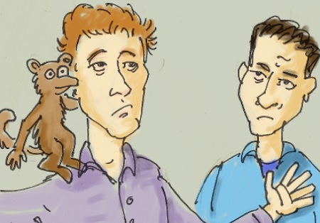 La métaphore du singe sur l'épaule (Monkey management)