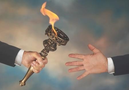 Révéler et transmettre les valeurs du chef : éloge incongru de l'entreprise
