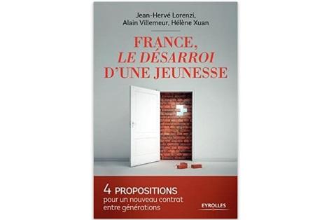 France, le désarroi d'une jeunesse : 4propositions pour un nouveau contrat entre générations