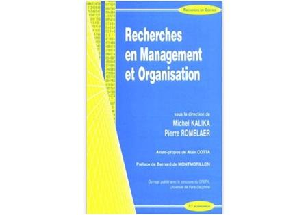 Recherches en management et organisation