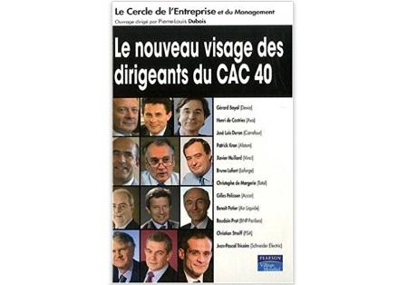 Le nouveau visage des dirigeants du CAC40