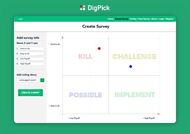 1.61 Prendre des décisions en équipe avec DigPick