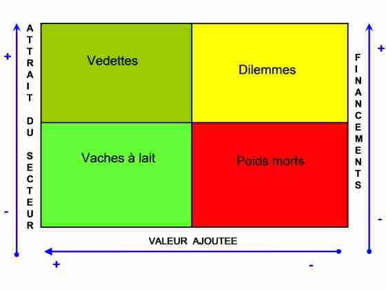 Analyse du Portefeuille d'activités