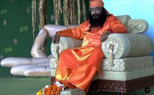 Dans la peau d'un guru ...