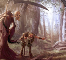 La Mort et le Bûcheron