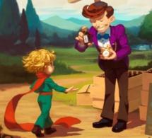 Le petit prince et le marchand