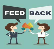 2.55 Et si vous pratiquiez - vous le feedback triple A ?