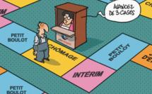 La souffrance des chômeurs